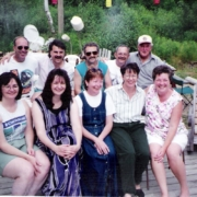 Five Sisters + Husbands 1997