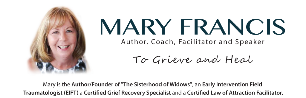 Grief Recovery Specilalist Mary Francis